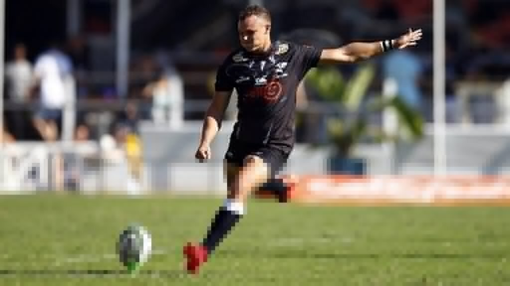Curwin Bosch: Sharks' Mr Reliable