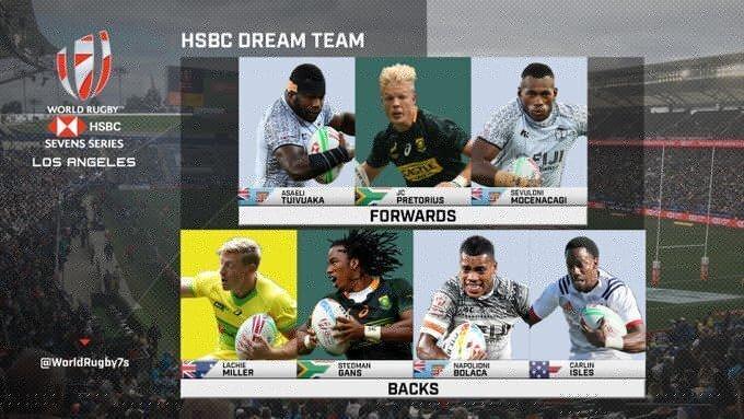 LA 7s Dream Team