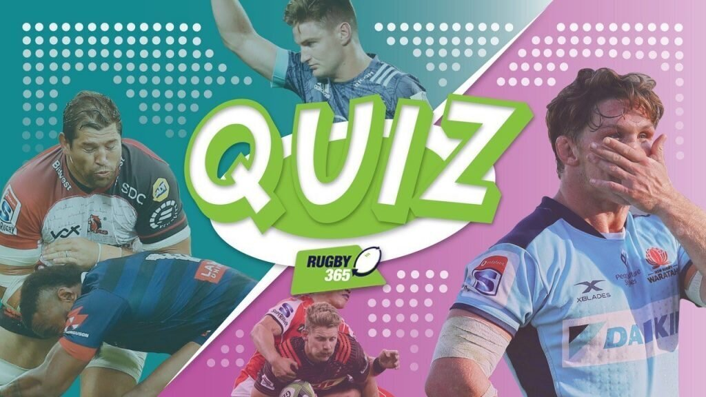 The ultimate rugby quiz: Take Two