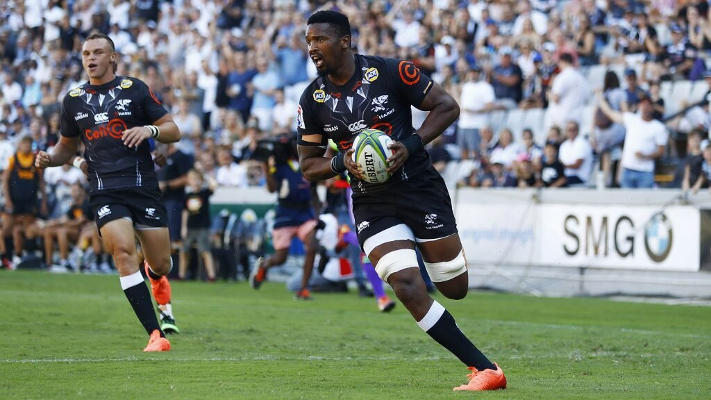 Sharks forced to change for Stormers clash