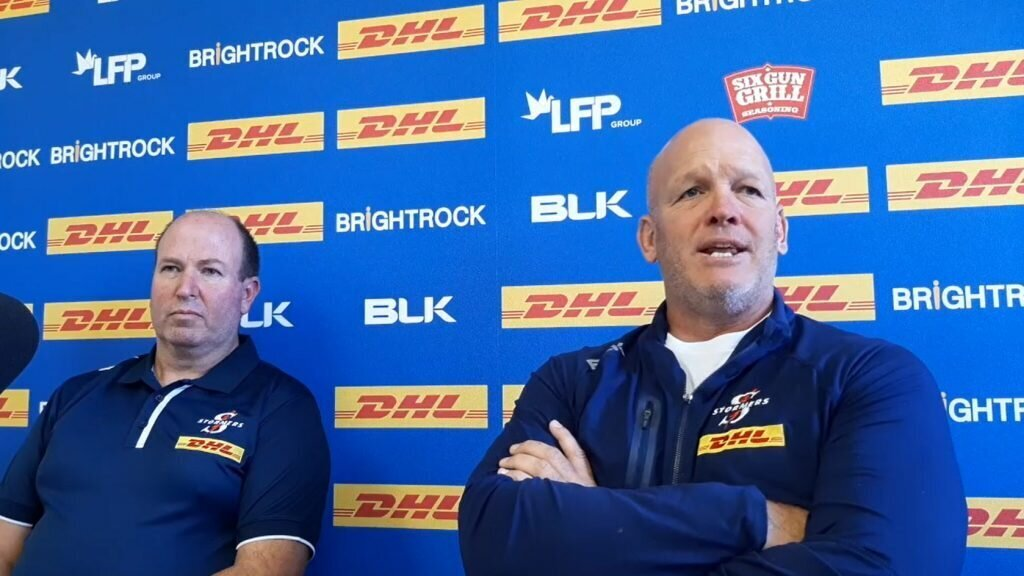 How Stormers' Bok almost lost his leg