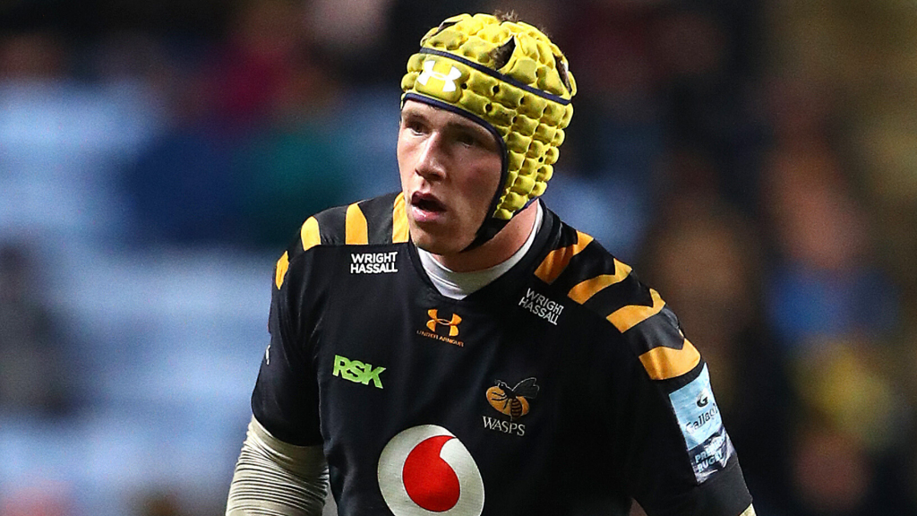Wasps' Frenchman 'lucky' with virus confinement