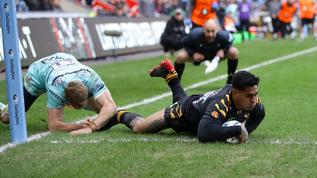 Wasps too good for Gloucester