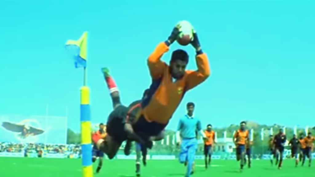 Rugby goes to Bollywood