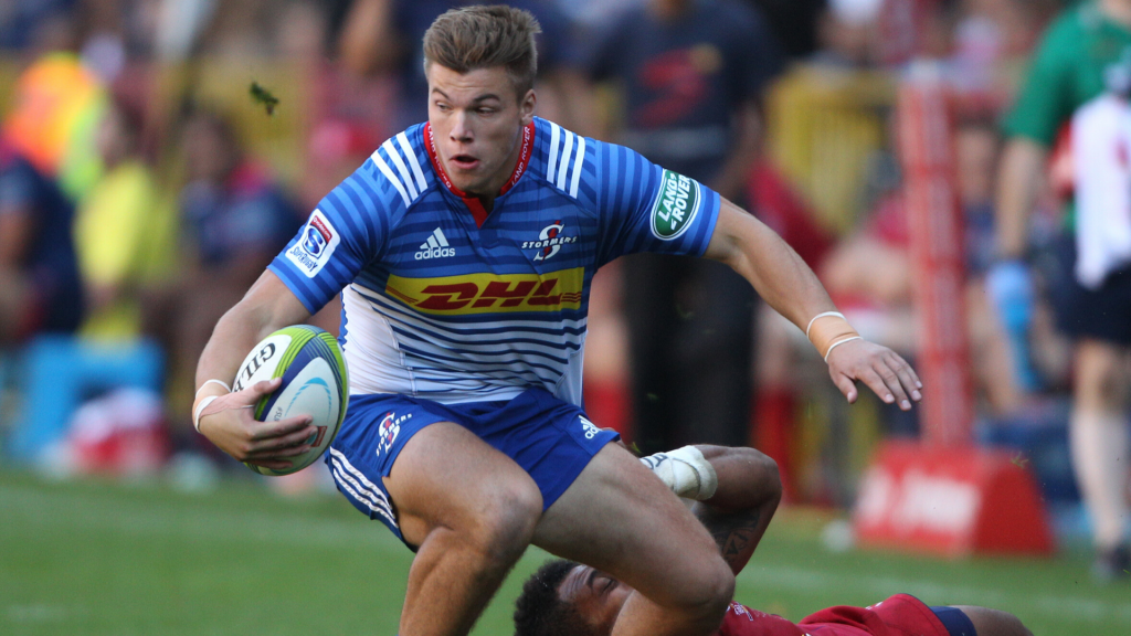 STATS: Former Stormers centre is still on top