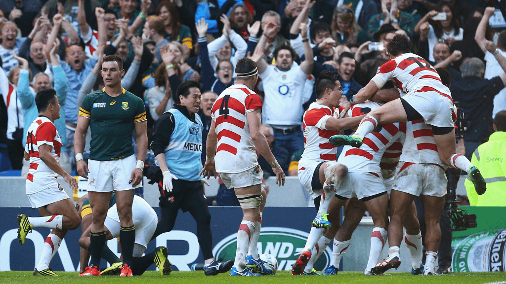 'Why can't Japan be included in the Six Nations?'