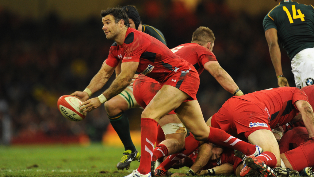 Wales star 'was drunk all the time'