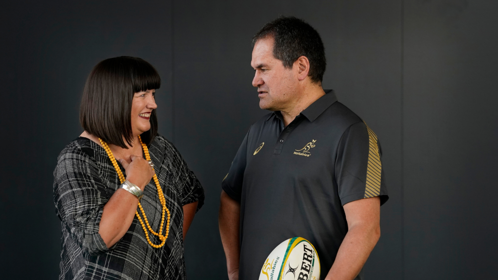 Wallaby coach breaks silence over Castle's exit