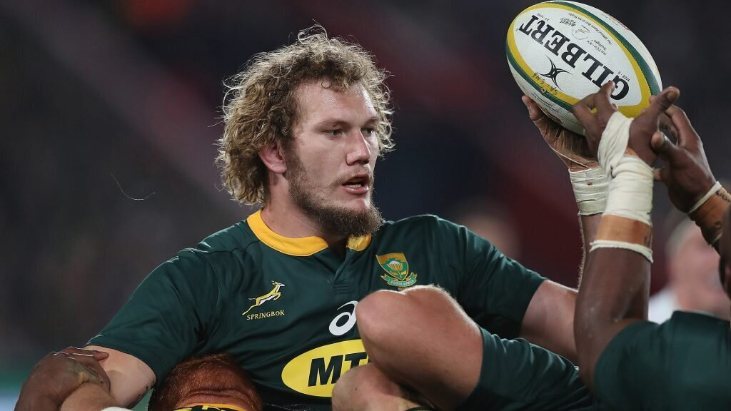 Team of the decade: Boks are best travellers