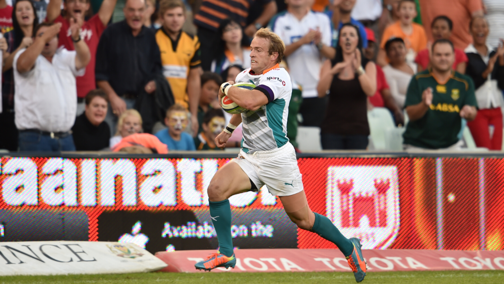 The star who never became a Bok