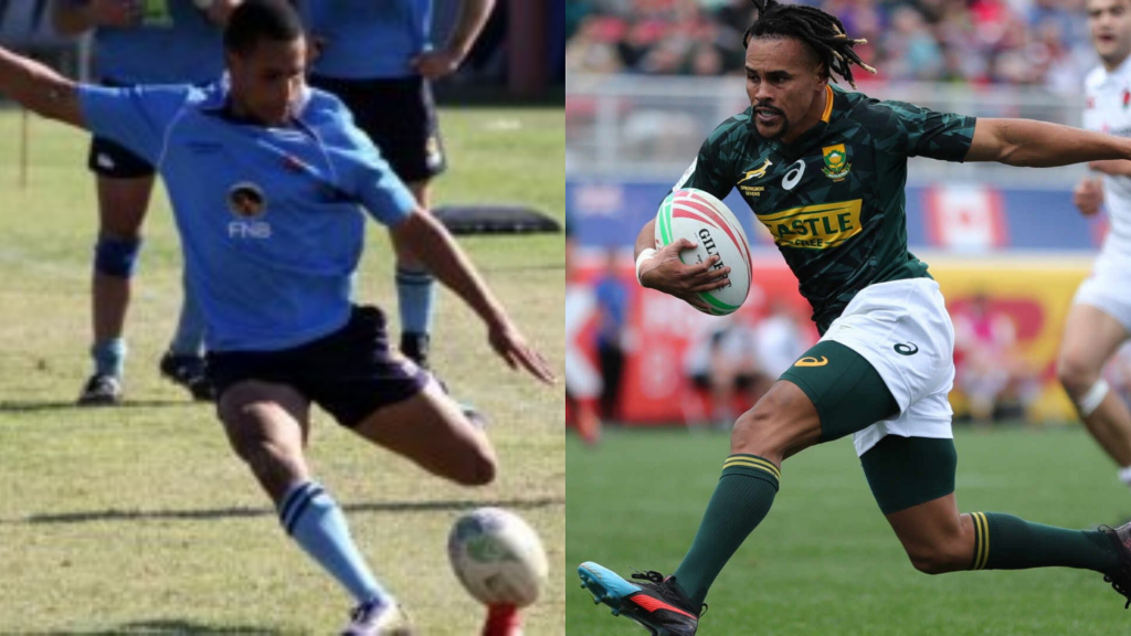 Then and Now: Selvyn Davids