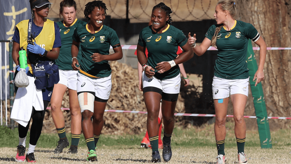 World Cup 2021: SA 'itching' for some action