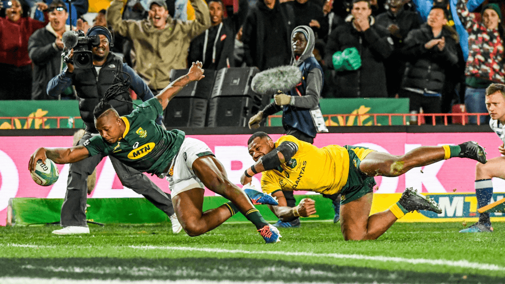 Rugby Championship to be hosted in Australia?
