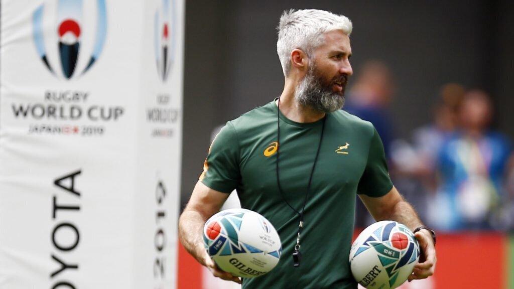 AUDIO: 'Bittersweet' moment with Springboks