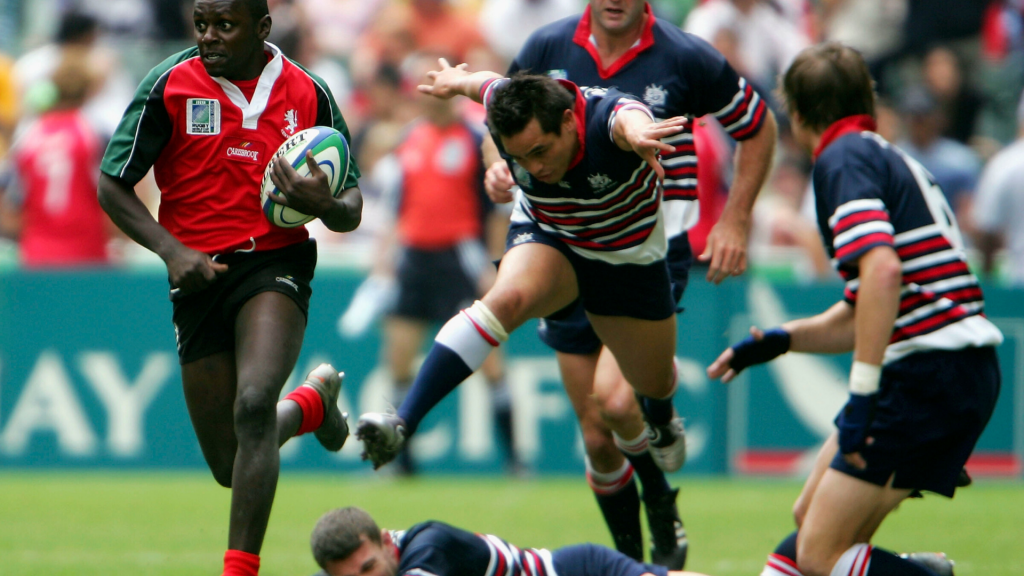 Kenyan sevens star dies at 37