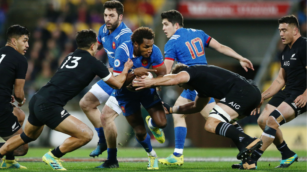 Montpellier and France star part ways