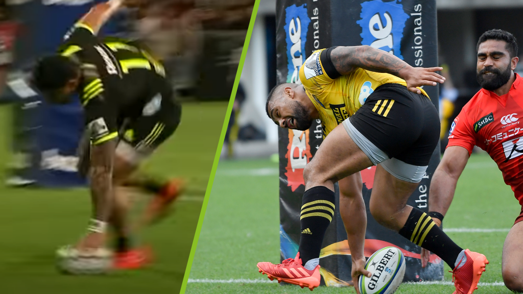 With tries like these, we're sure the Hurricanes are ready for Super Rugby Aotearoa
