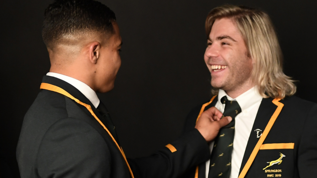 The 'short' story of Cheslin and Faf