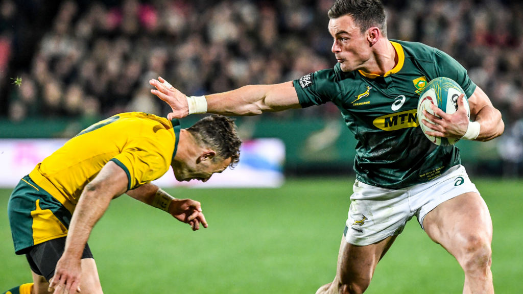 One-on-one with Kriel: The World Cup blow
