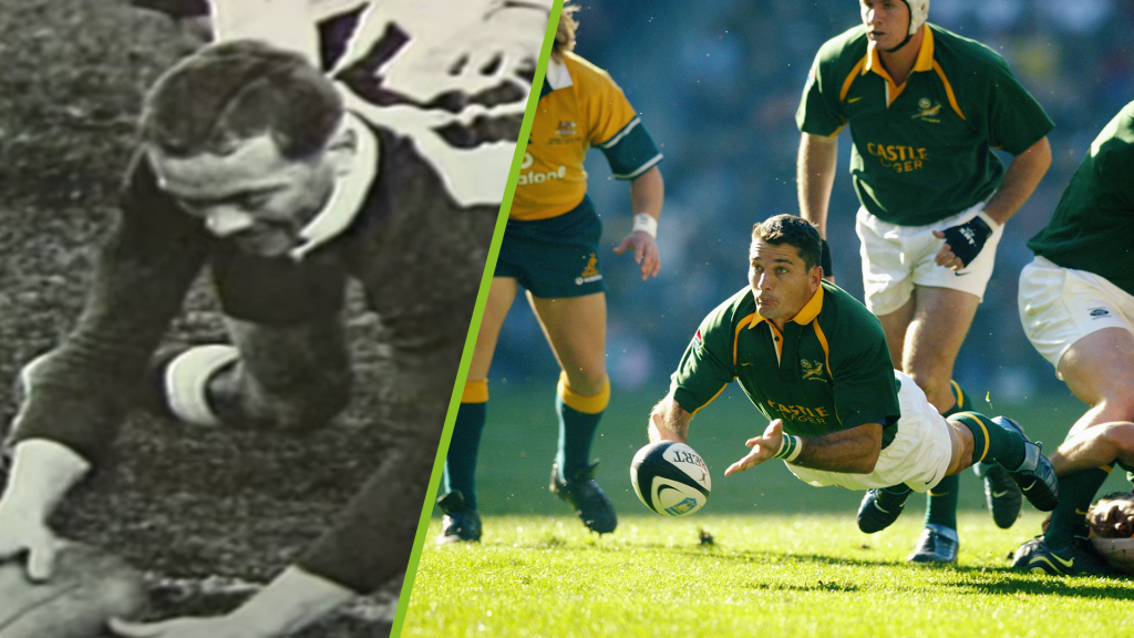 We reckon a more recent scrumhalf could topple Joost off his perch