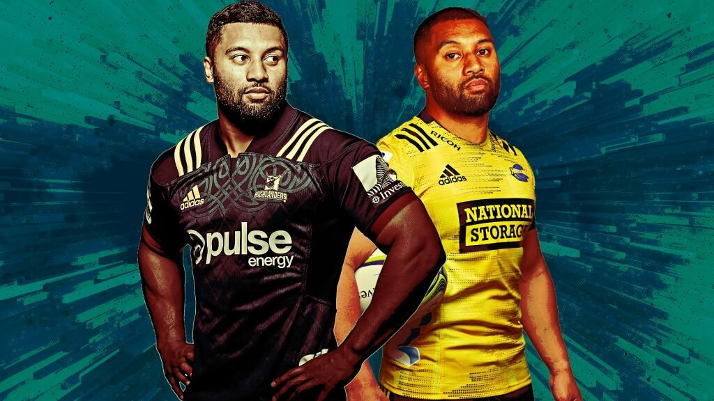One-on-one with Sopoaga: The Hurricanes poser
