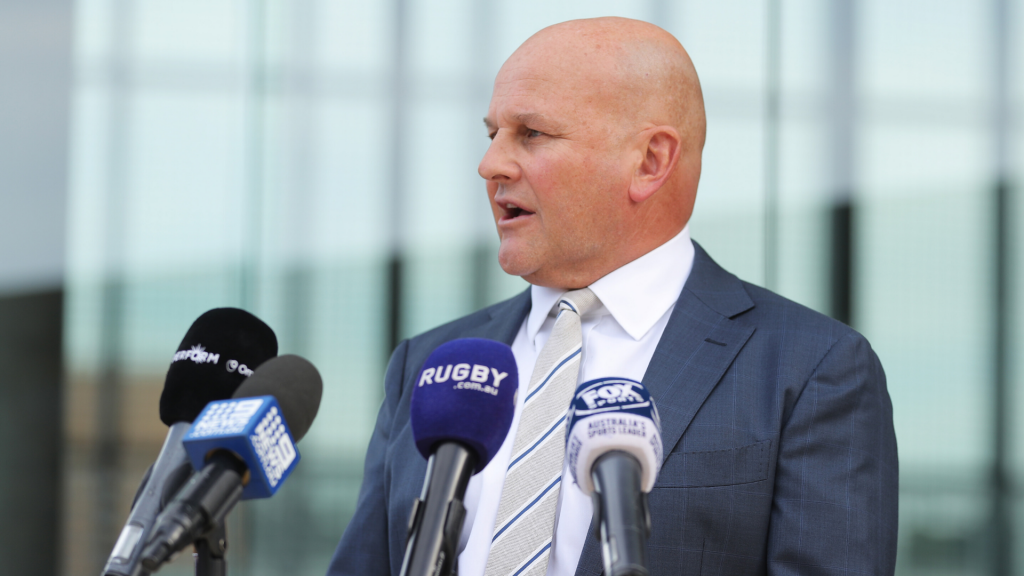 Quick impact from interim Rugby Australia boss
