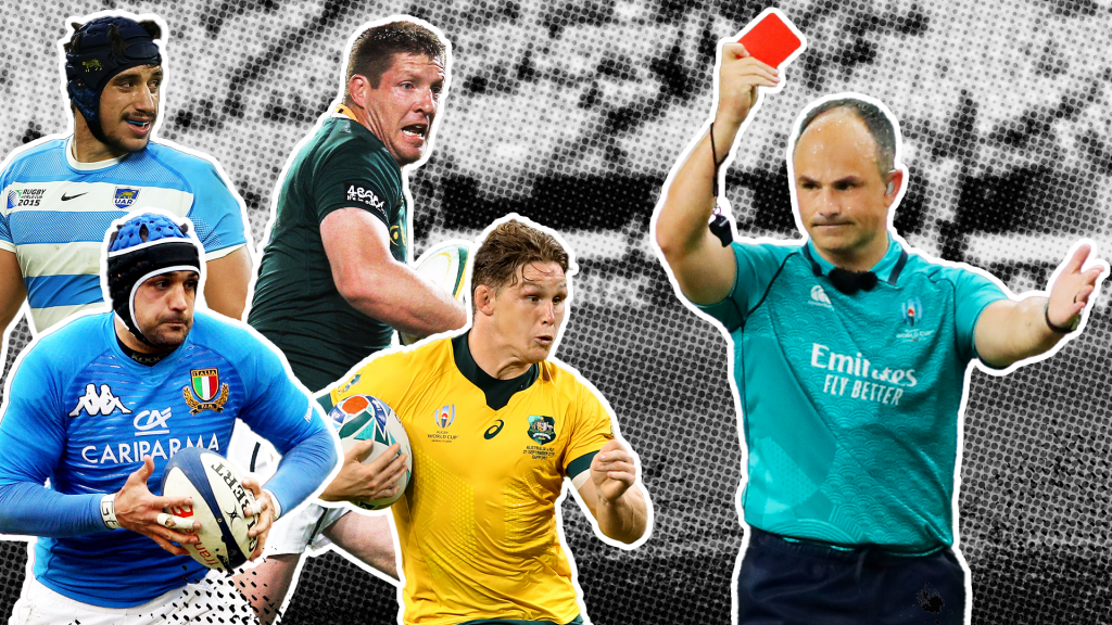 The game's biggest thugs: Where are the Boks?