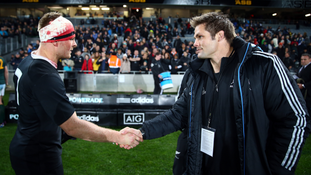 'There's no doubt': McCaw opens up on All Blacks captaincy