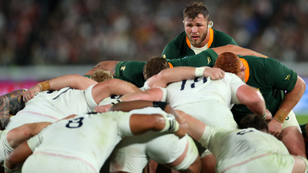 The raw beauty of scrum power