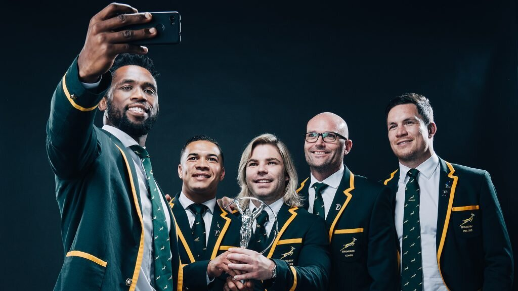 The unique culture that set the Boks apart