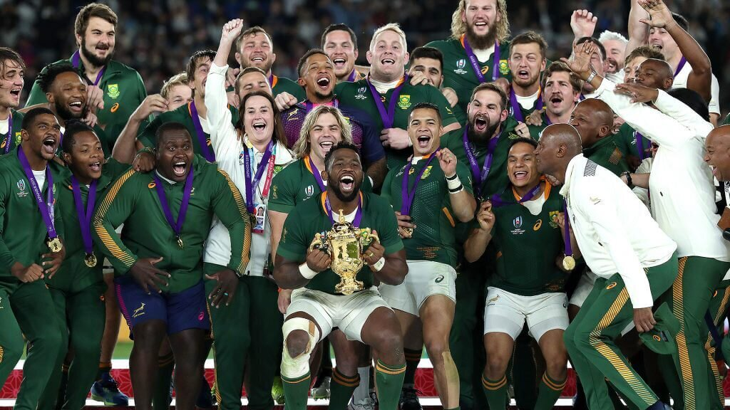 South Africa to 'cash in' on Boks' World Cup-winning score