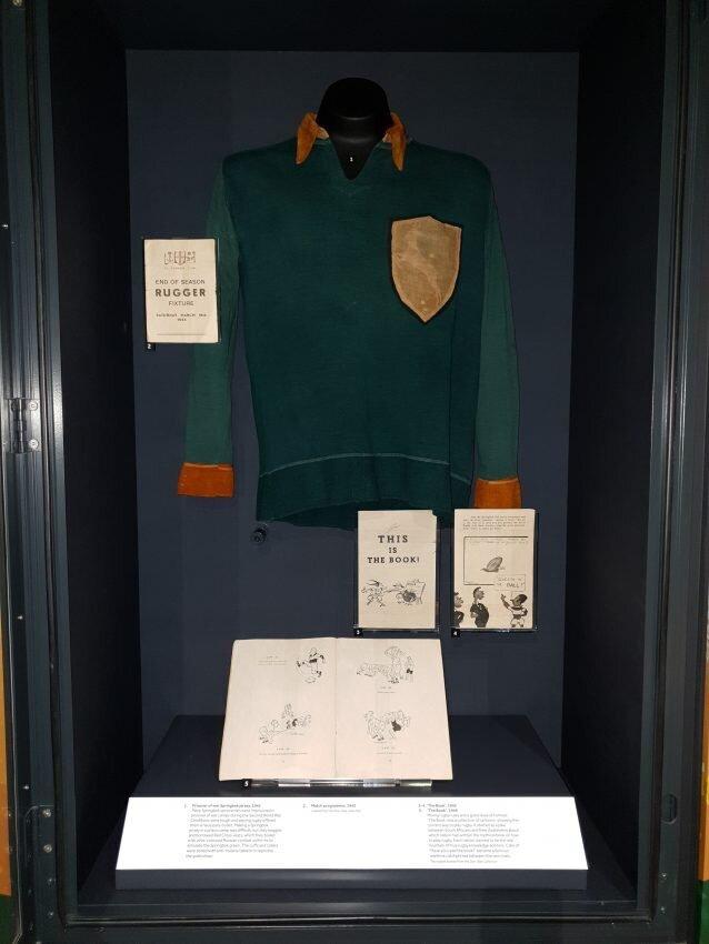 Stalag Springbok jersey