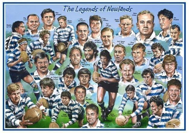 Western Province legends