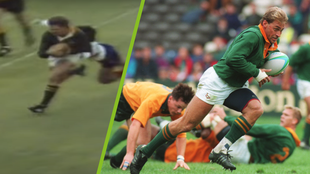 The best Springbok fullbacks: Do you agree?