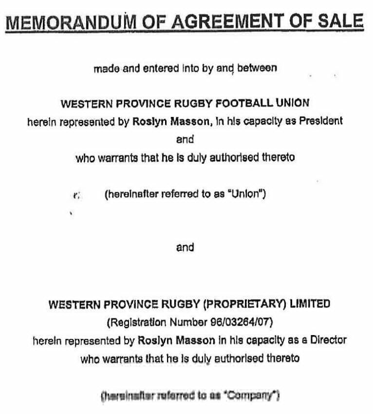 Aerios-v-SA-Rugby-annexure-one