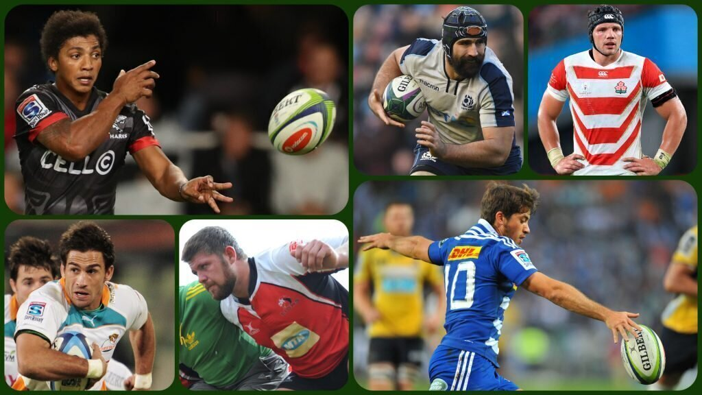 TEAM OF THE DECADE: 'Almost a Bok' XV
