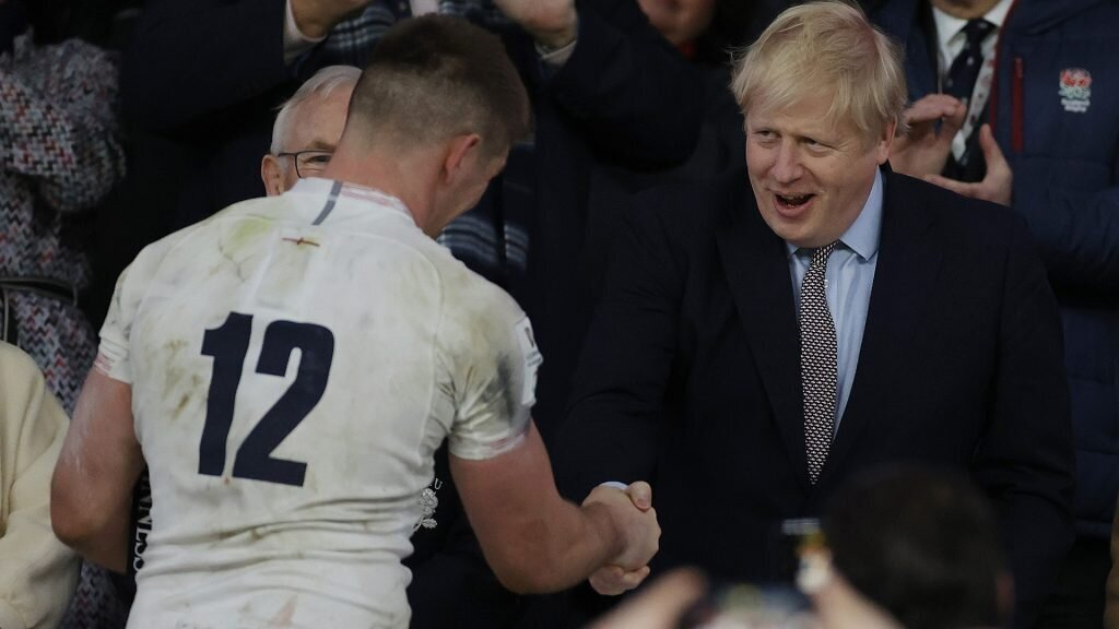 Boris weighs in on 'Swing Low' controversy