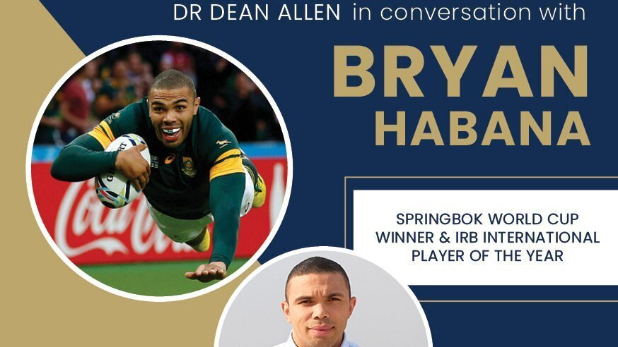 In conversation with Bryan Habana