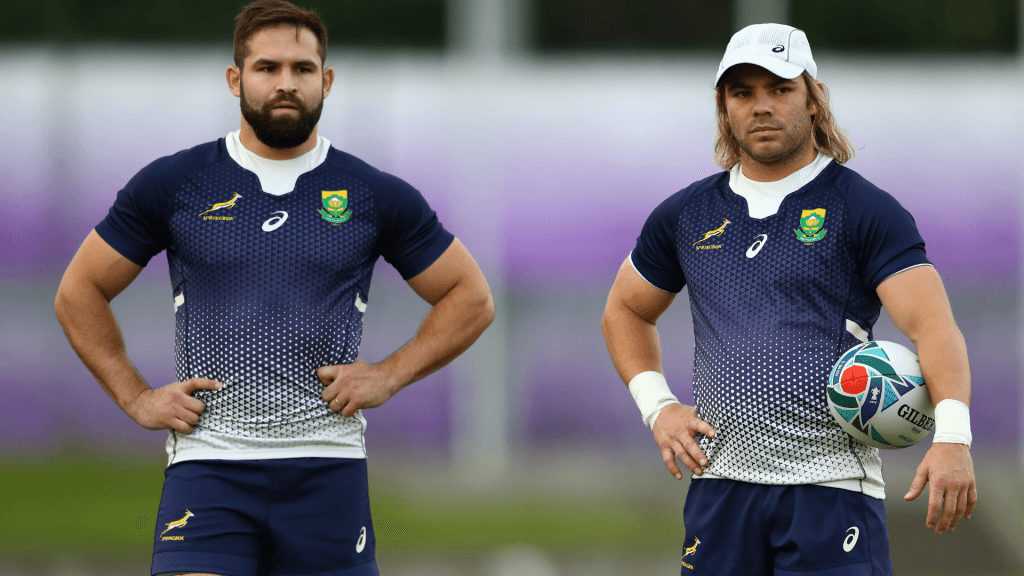 Why Reinach is king and Faf is not
