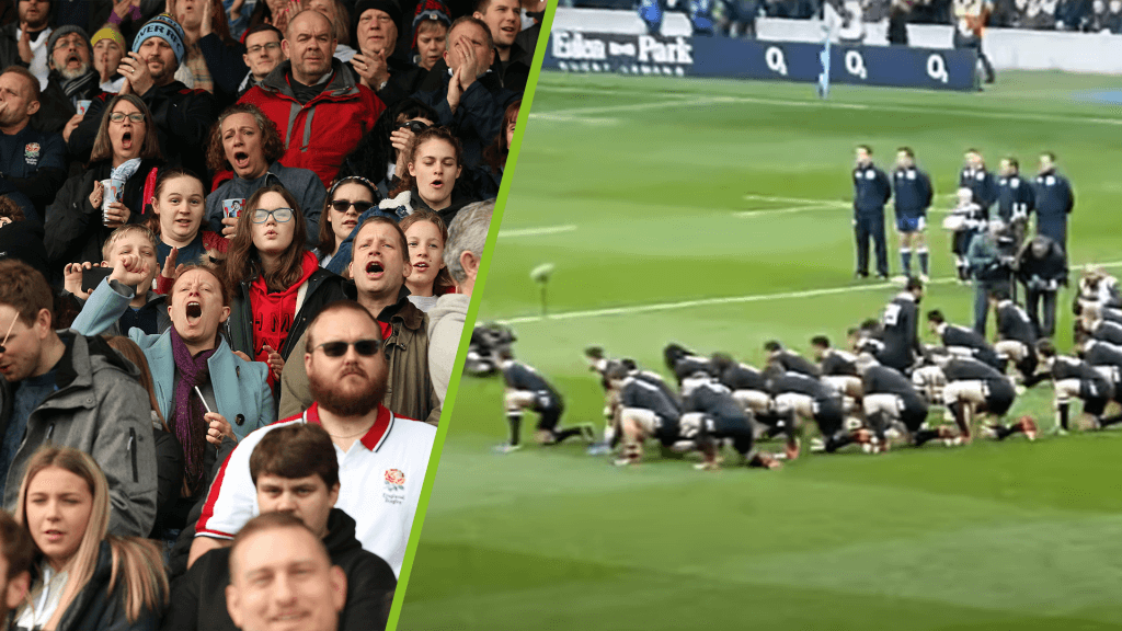 We may never hear 'Swing Low' drown out the Haka again
