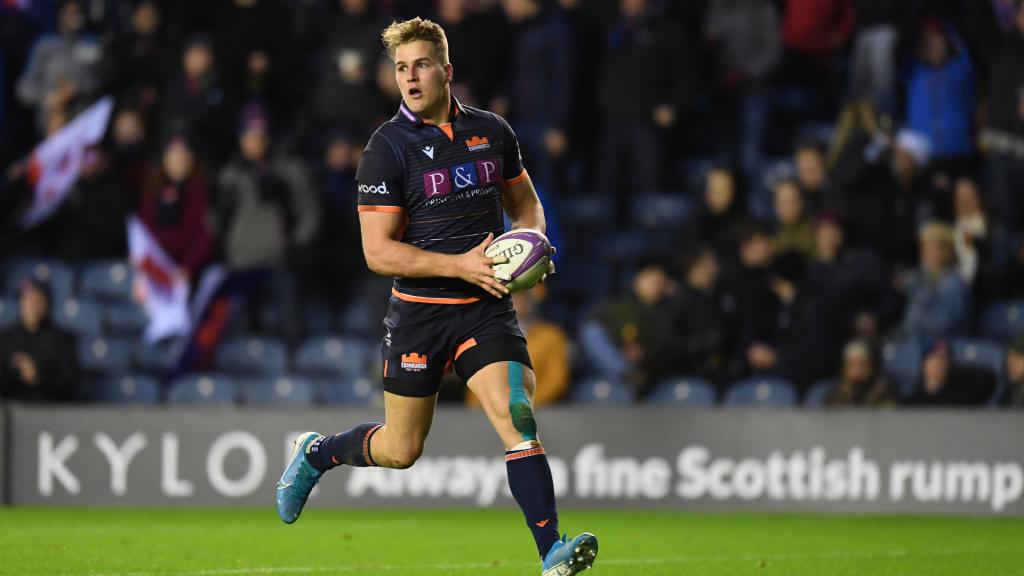 Van der Merwe is buzzing over Scotland debut