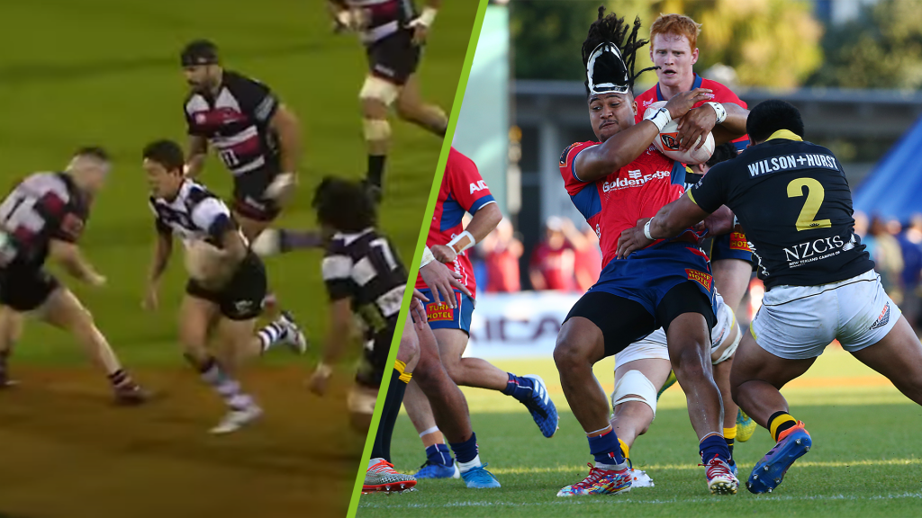 With such exciting action, adding All Blacks will make the Mitre 10 Cup even better