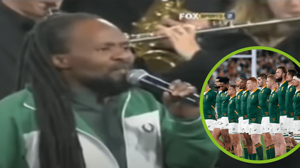 Singers who butchered South Africa's national anthem