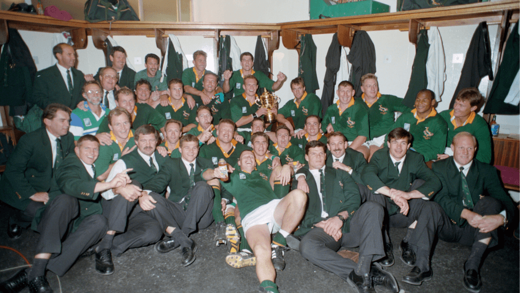 Springboks 1995 heroes: Where are they now
