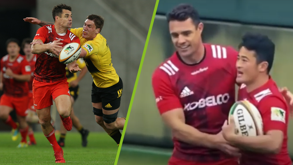 Proof why Dan Carter may still be the best flyhalf in world - at 38