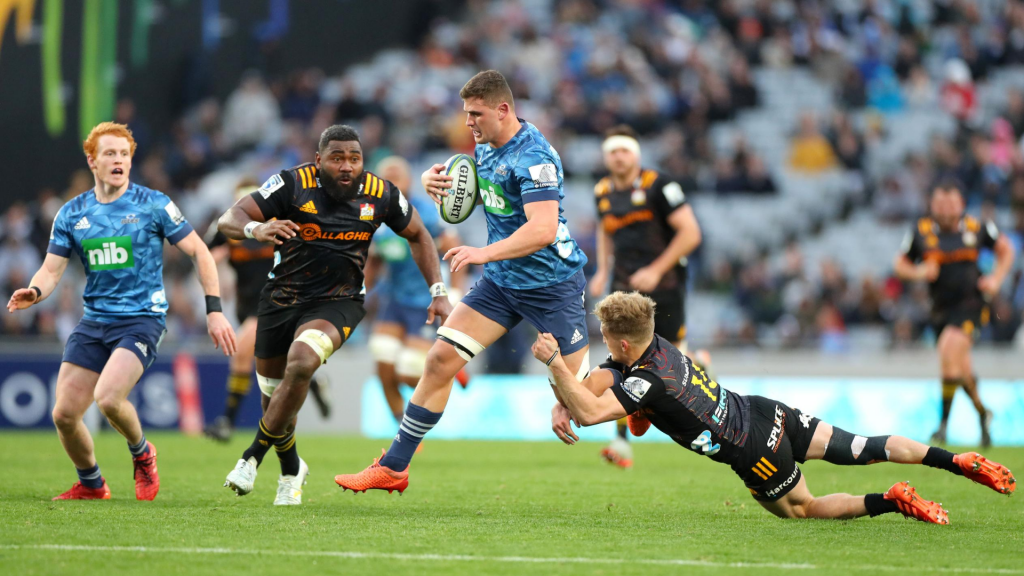 Video: Blues add to Chiefs' misery