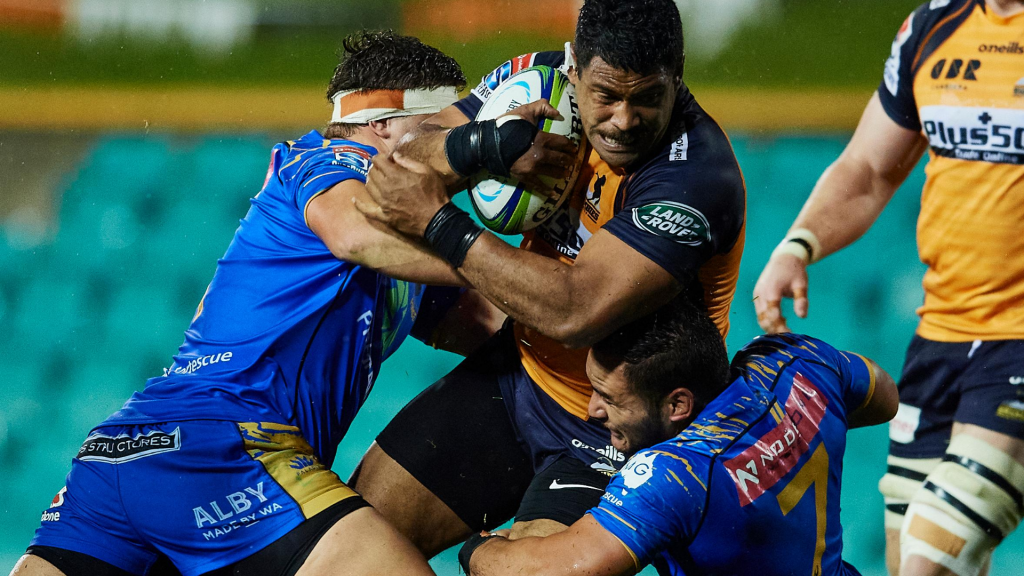 Brumbies blank Force for top spot
