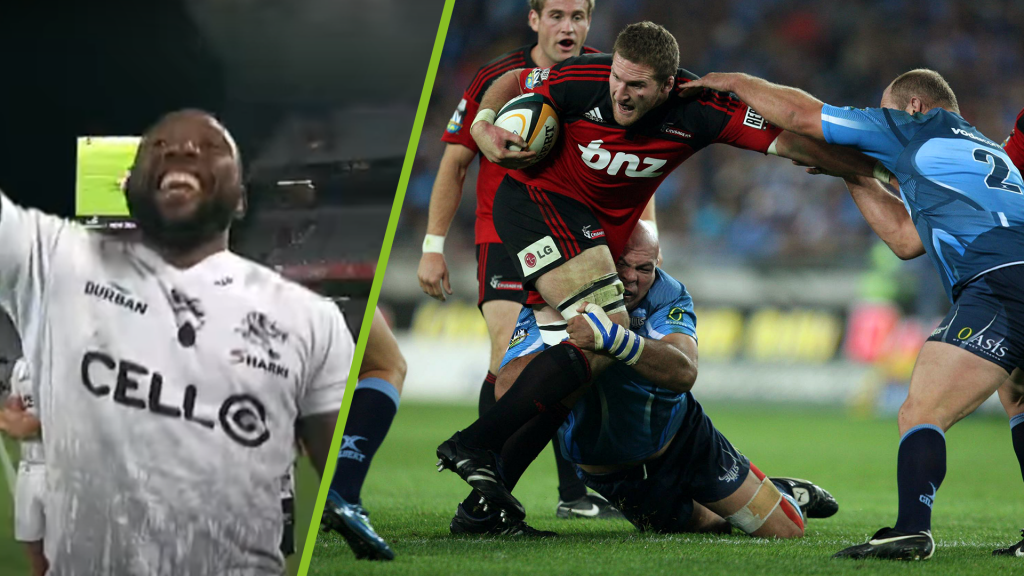 Unforgettable Super Rugby matches between South African and New Zealand franchises