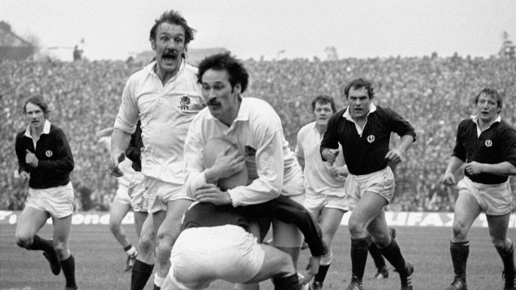 England rugby Grand Slam winner dies