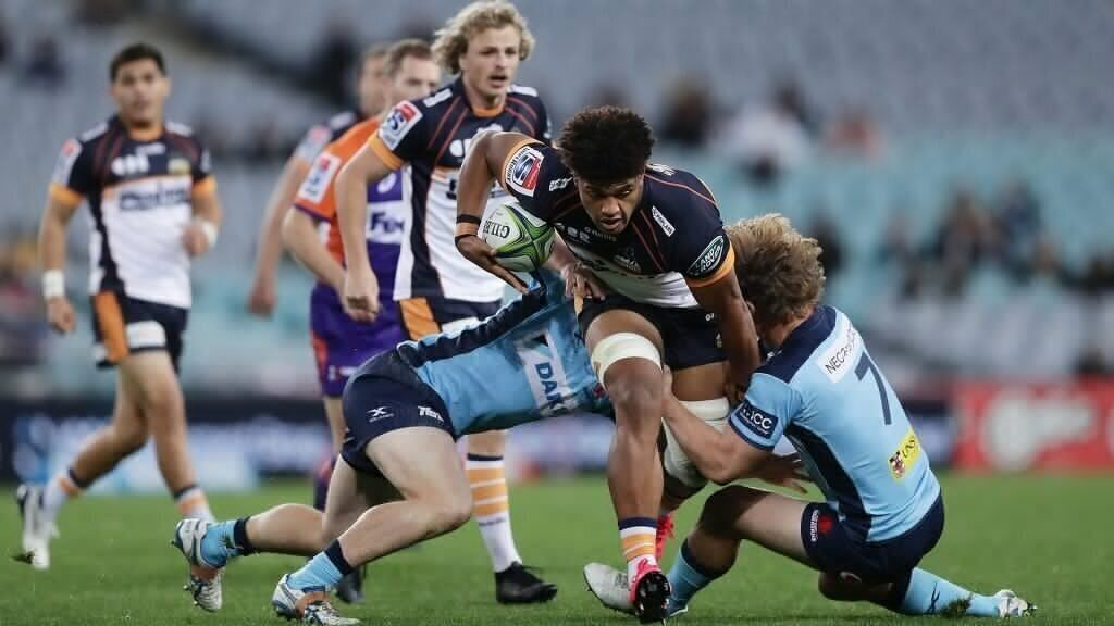 Rising Wallabies star commits to Brumbies